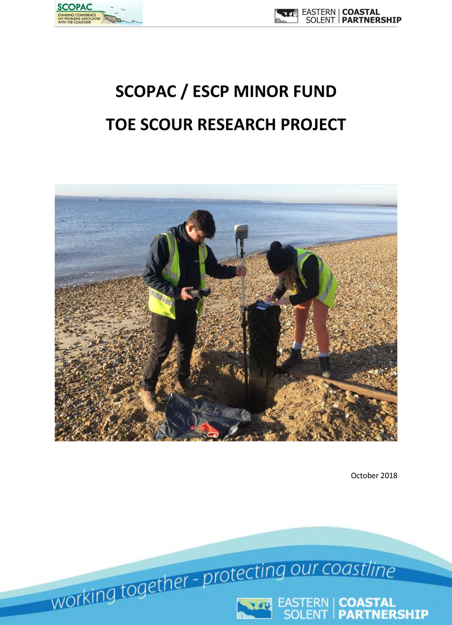 Toe Scour Research Project - download the report