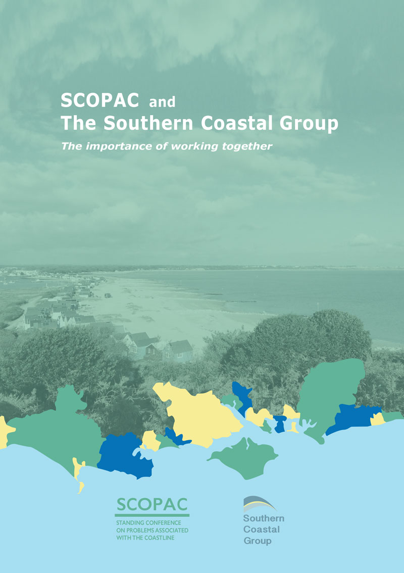 SCOPAC & SCG Booklet: The importance of working together