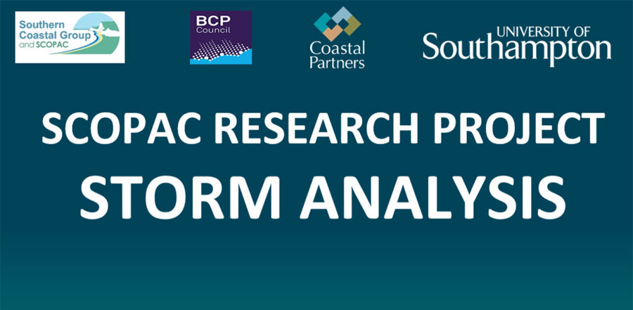 SCOPAC Storm Analysis Study